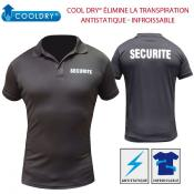 POLO COOLDRY SECURITE